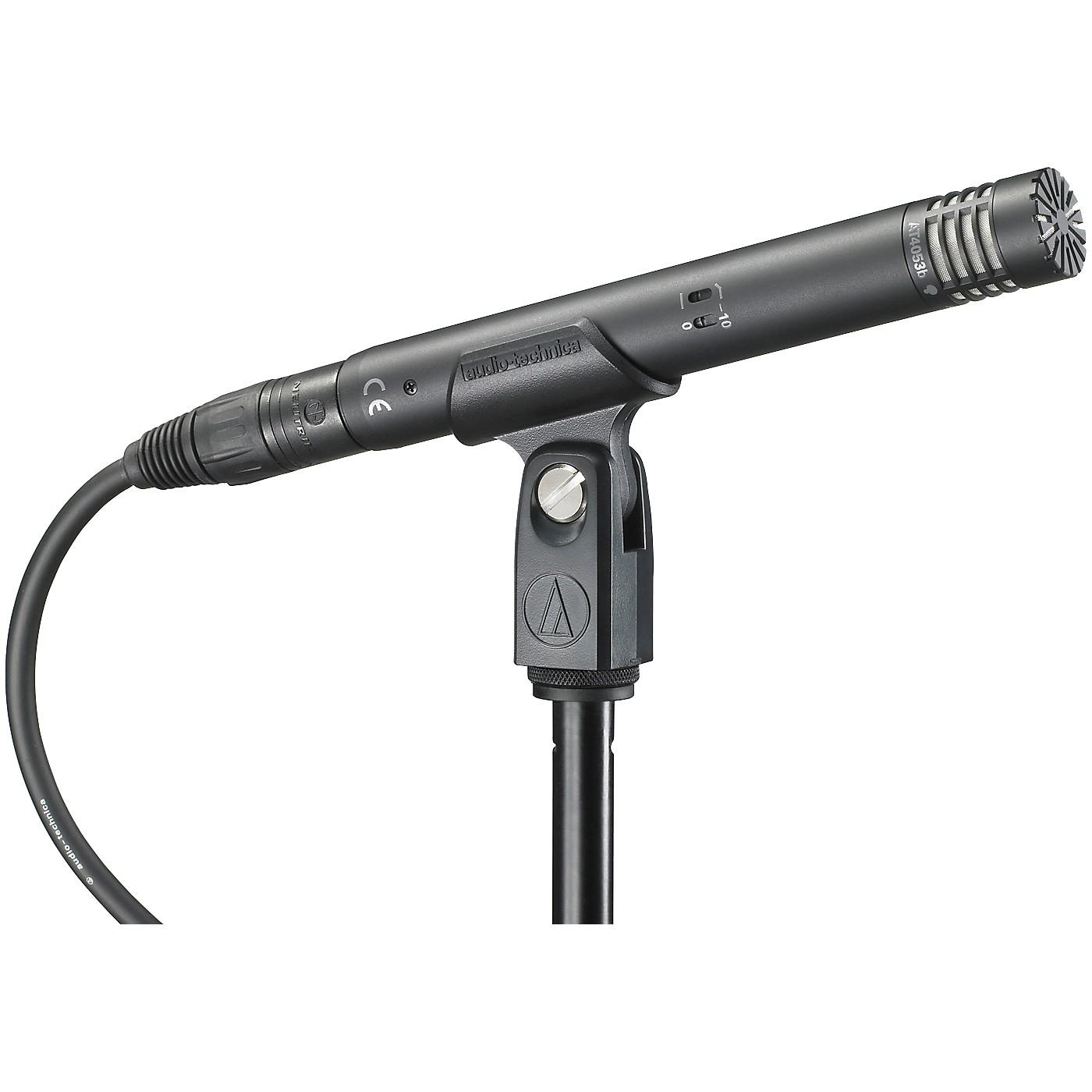 Audio-Technica AT4053B Hypercardioid Condenser Microphone thumbnail