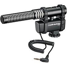 Audio-Technica AT8024 Mono/Stereo Camera Mount Microphone