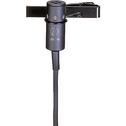 Audio-Technica AT831B Lavalier Condenser Microphone thumbnail