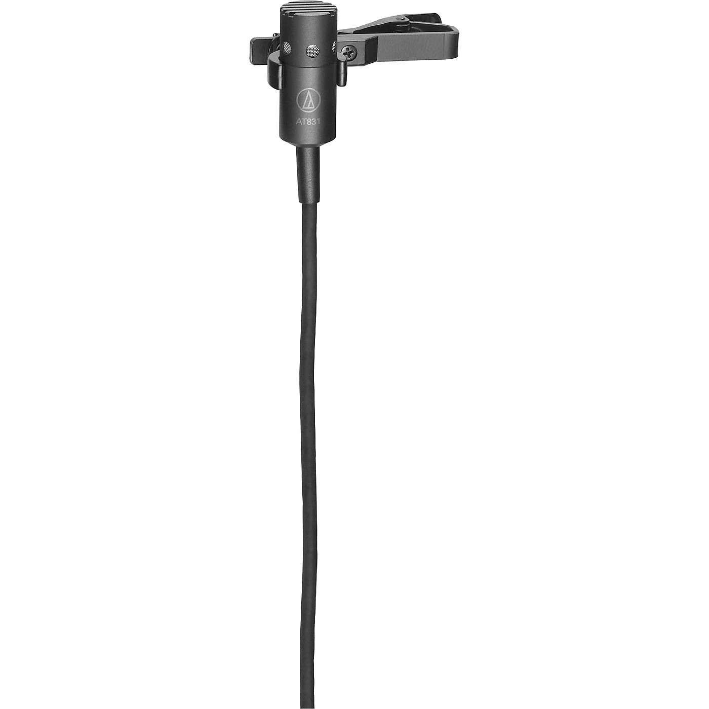 Audio-Technica AT831cT4 Cardioid Condenser lav wired for Shure w/o power supply thumbnail