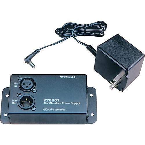 Audio-Technica AT8801 Phantom Power Supply thumbnail
