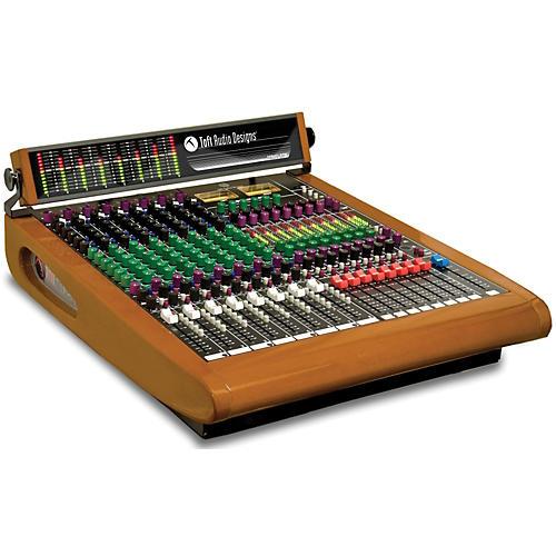 Toft Audio Designs ATB-08M 8 Channel Mixer w/ Meter Bridge thumbnail