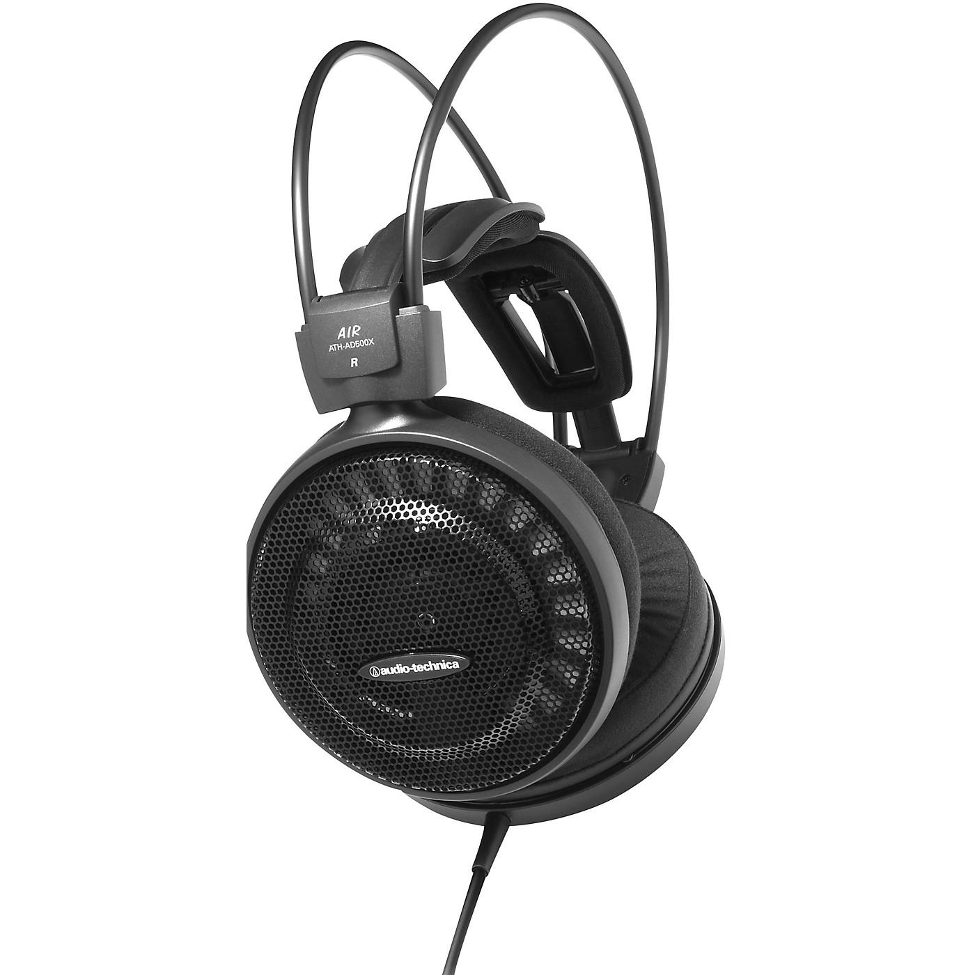 Audio-Technica ATH-AD500X Audiophile Open-air Headphones thumbnail
