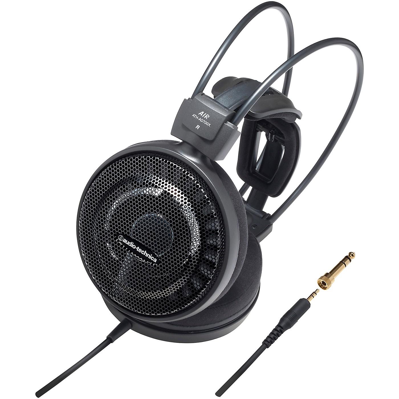 Audio-Technica ATH-AD700X Audiophile Open-air Headphones thumbnail