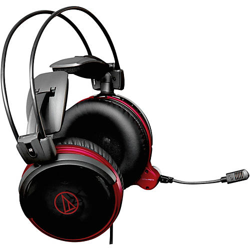 Audio-Technica ATH-AG1X Closed-Back Pro Gaming Headset thumbnail