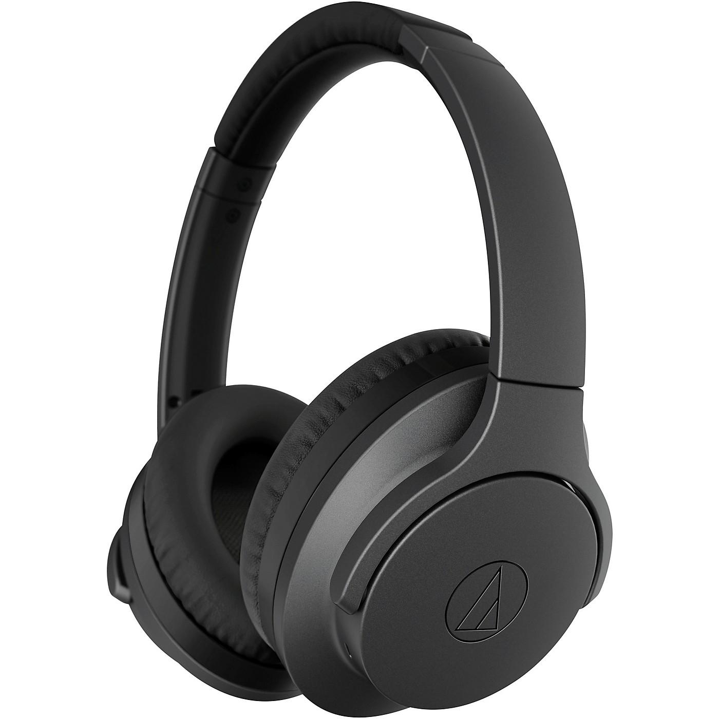 Audio-Technica ATH-ANC700BT QuietPoint Wireless Active Noise-Cancelling Headphones thumbnail