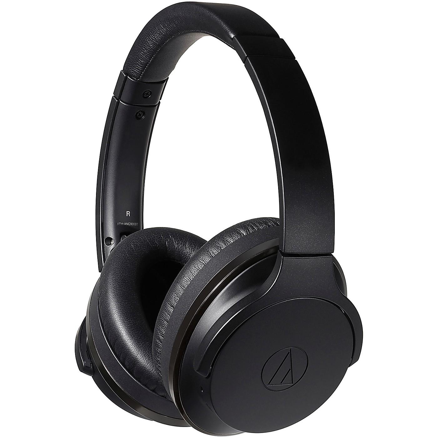 Audio-Technica ATH-ANC900BT QuietPoint Wireless Active Noise-Cancelling Headphones thumbnail