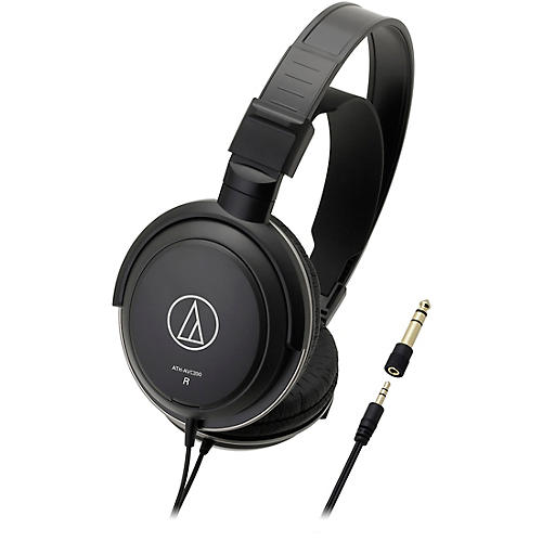 Audio-Technica ATH-AVC200 SonicPro Over-Ear Headphone thumbnail