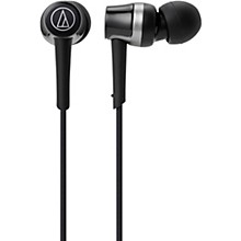 Audio-Technica ATH-CKR30ISBK In-Ear Headphone with Is Control in Black