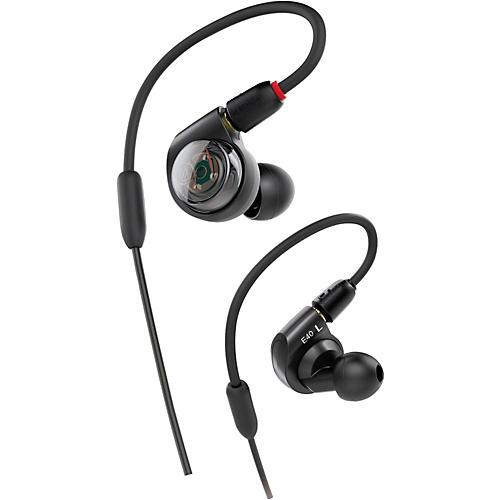 Audio-Technica ATH-E40 Professional In-Ear Monitor Headphones thumbnail