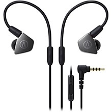Audio-Technica ATH-LS70iS In-Ear Dynamic Drive Headphones