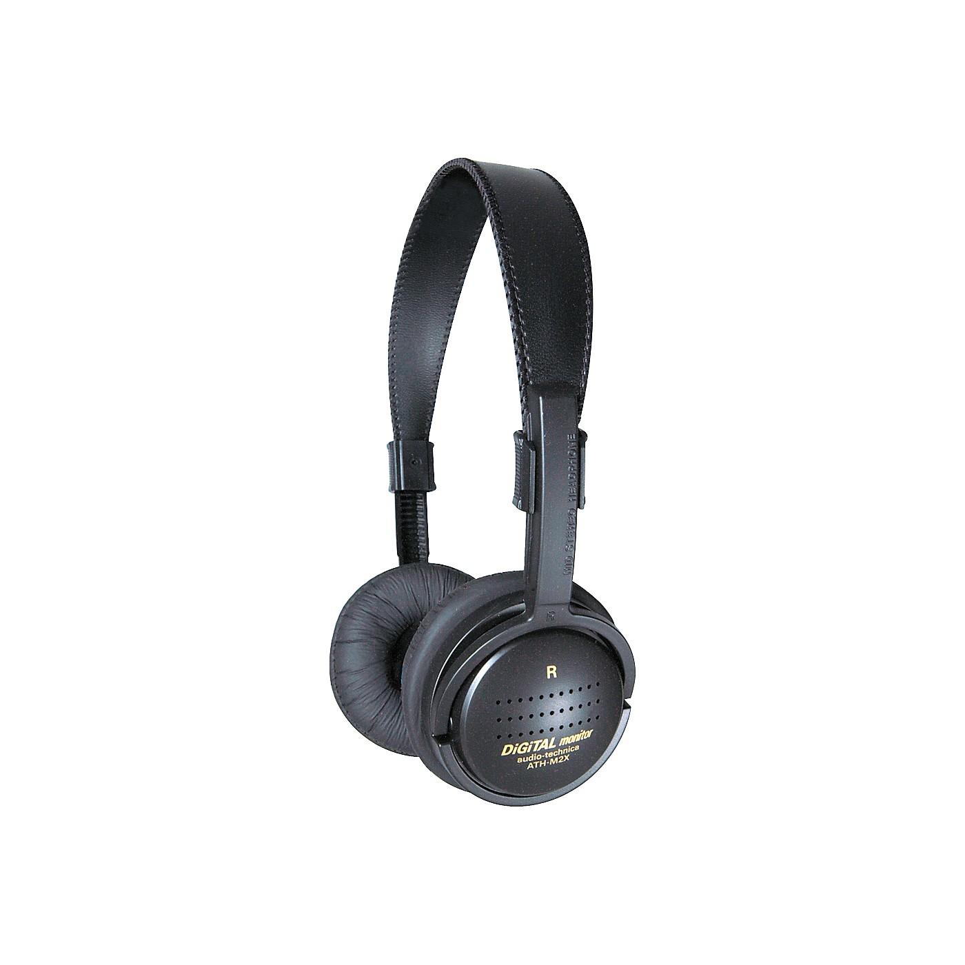 Audio-Technica ATH-M2X Stereo Headphones thumbnail