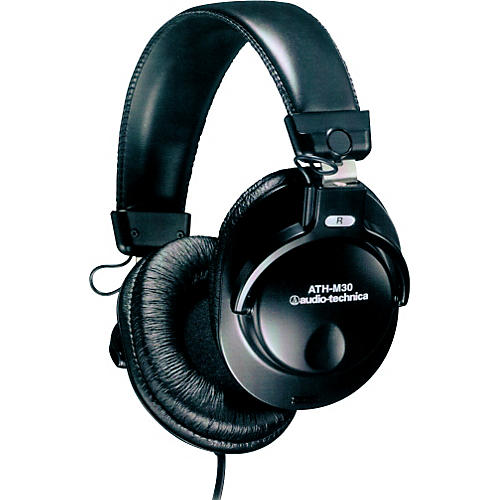 Audio-Technica ATH-M30 Professional Monitor Headphones-thumbnail