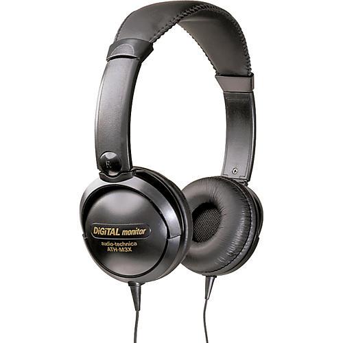 Audio-Technica ATH-M3X Headphones thumbnail