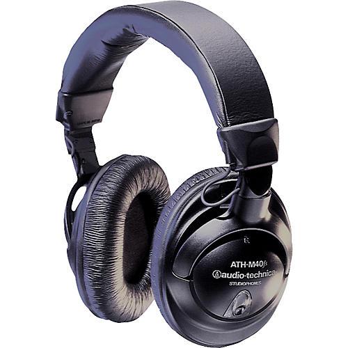 Audio-Technica ATH-M40fs Precision Studiophones thumbnail
