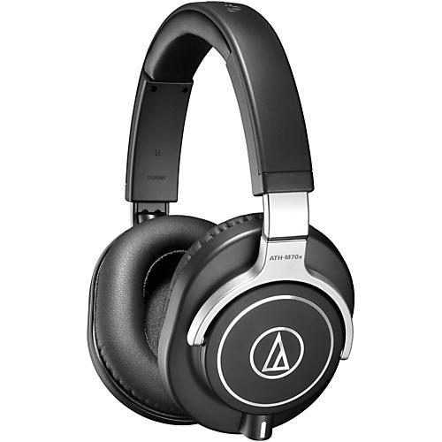 Audio-Technica ATH-M70X Professional Studio Monitor Headphones thumbnail
