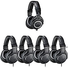 Audio-Technica ATH-PACK5 Professional Headphones Studio Pack