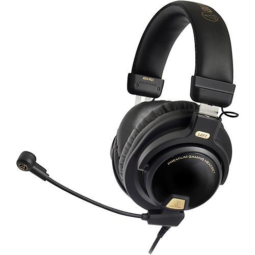 Audio-Technica ATH-PG1 Closed-Back Premium Gaming Headset thumbnail