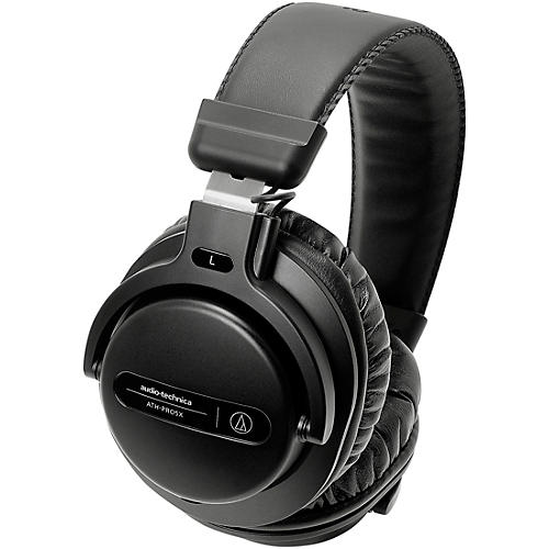Audio-Technica ATH-PRO5X Professional Over-Ear DJ Headphones thumbnail