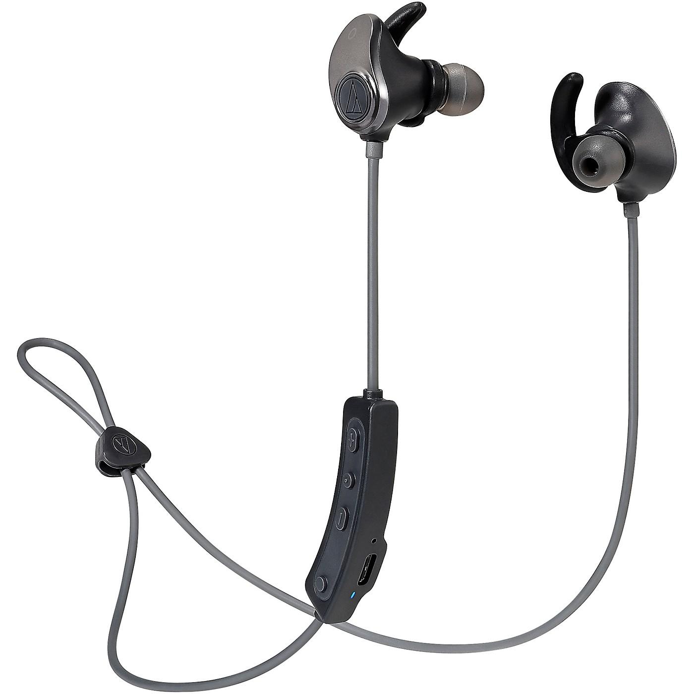Audio-Technica ATH-SPORT90BT SonicSport Wireless In-ear Headphones thumbnail