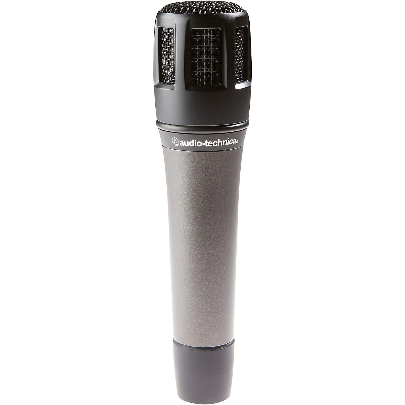 Audio-Technica ATM650 Hypercardioid Dynamic Instrument Microphone thumbnail