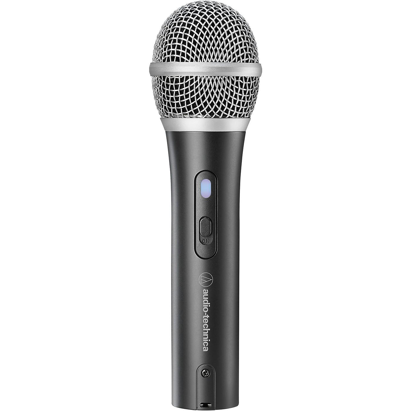 Audio-Technica ATR2100X-USB Cardioid Dynamic USB/XLR Microphone thumbnail