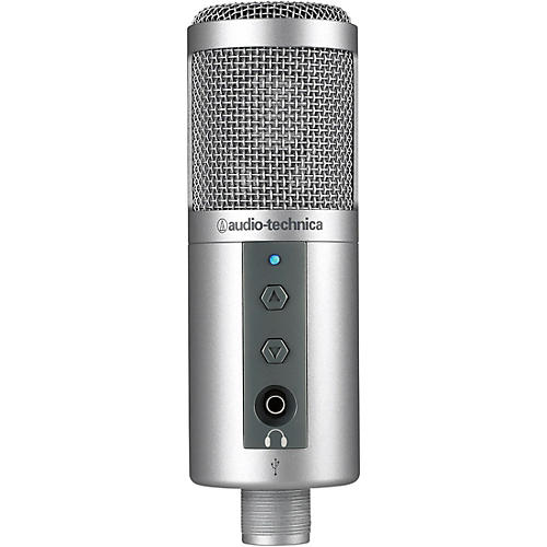 Audio-Technica ATR2500-USB Side-Address USB Microphone w/ Headphone Monitor thumbnail