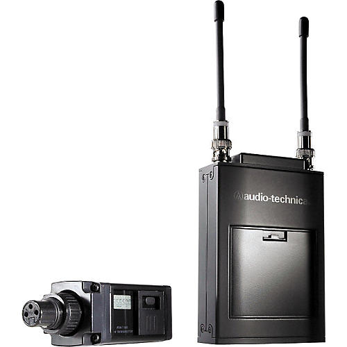 Audio-Technica ATW-1812 1800 Series Camera Mount UHF Wireless System thumbnail