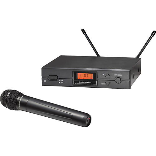 Audio-Technica ATW-2120a 2000 Series Handheld Wireless System thumbnail