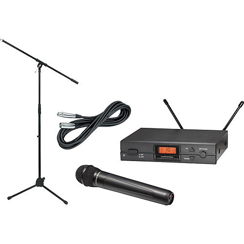 Audio-Technica ATW-2120a Handheld Wireless Package Ch L-thumbnail