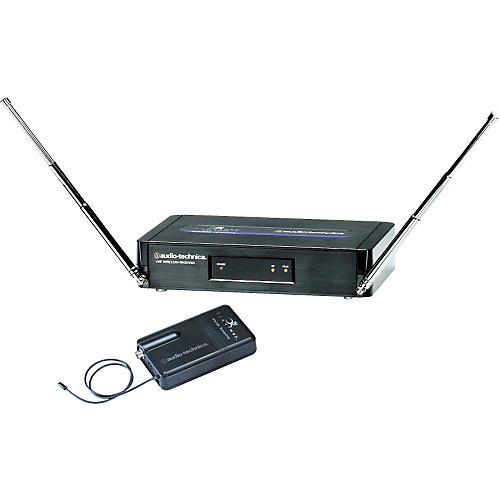 Audio-Technica ATW-251 Freeway VHF UniPak Wireless System thumbnail