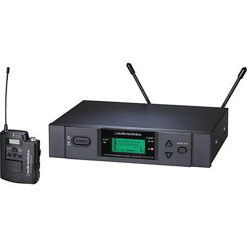 Audio-Technica ATW-3110b 3000 Series UniPak Wireless System thumbnail