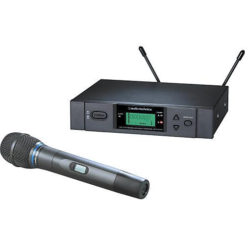Audio-Technica ATW-3171b 3000 Series Wireless Dynamic Microphone System thumbnail
