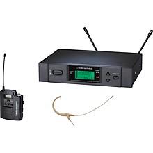 Audio-Technica ATW-3192b 3000 Series Headworn Condenser Microphone Wireless System