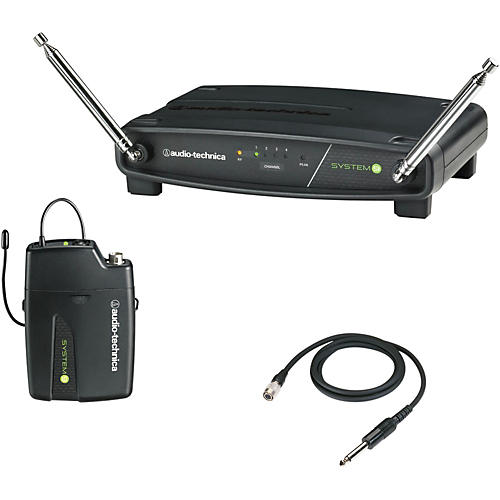 Audio-Technica ATW-901/G System 9 VHF Wireless Guitar System thumbnail