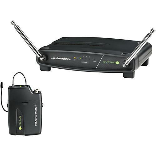 Audio-Technica ATW-901 System 9 VHF Wireless Unipak System thumbnail