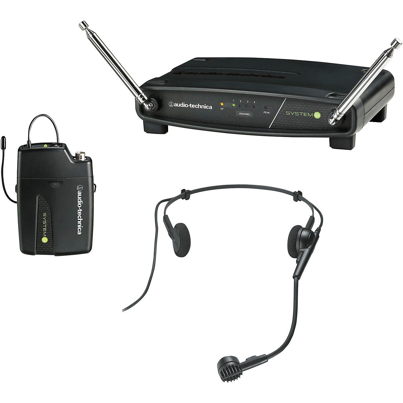 Audio-Technica ATW-901a/H System 9 Headworn Wireless System thumbnail