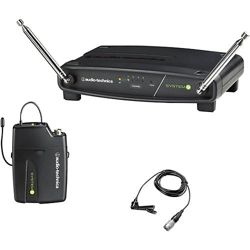 Audio-Technica ATW-901a/L System 9 Lavalier Wireless System thumbnail
