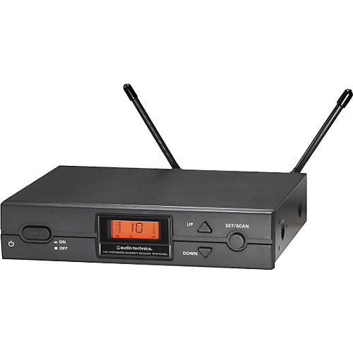 Audio-Technica ATW-R2100a 2000 Series Diversity Receiver thumbnail