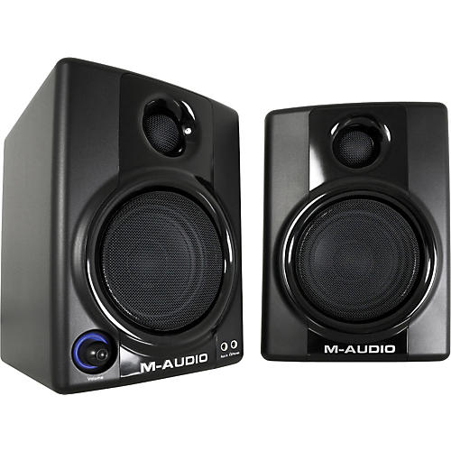 M-Audio AV 30 Compact Monitor Speakers thumbnail