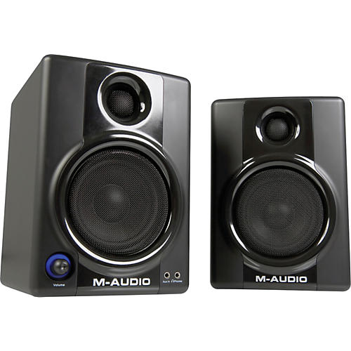 M-Audio AV 40 Studio Monitor Pair thumbnail