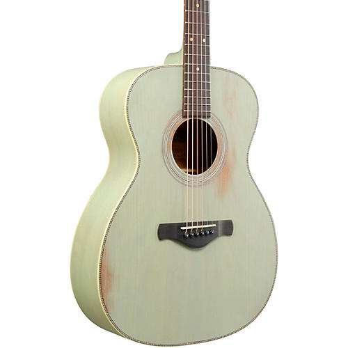 Ibanez AVC11MH Artwood Vintage Thermo-Aged Grand Concert Acoustic Guitar thumbnail