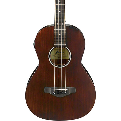 Ibanez AVNB1E Artwood Vintage Parlor Acoustic-Electric Bass thumbnail