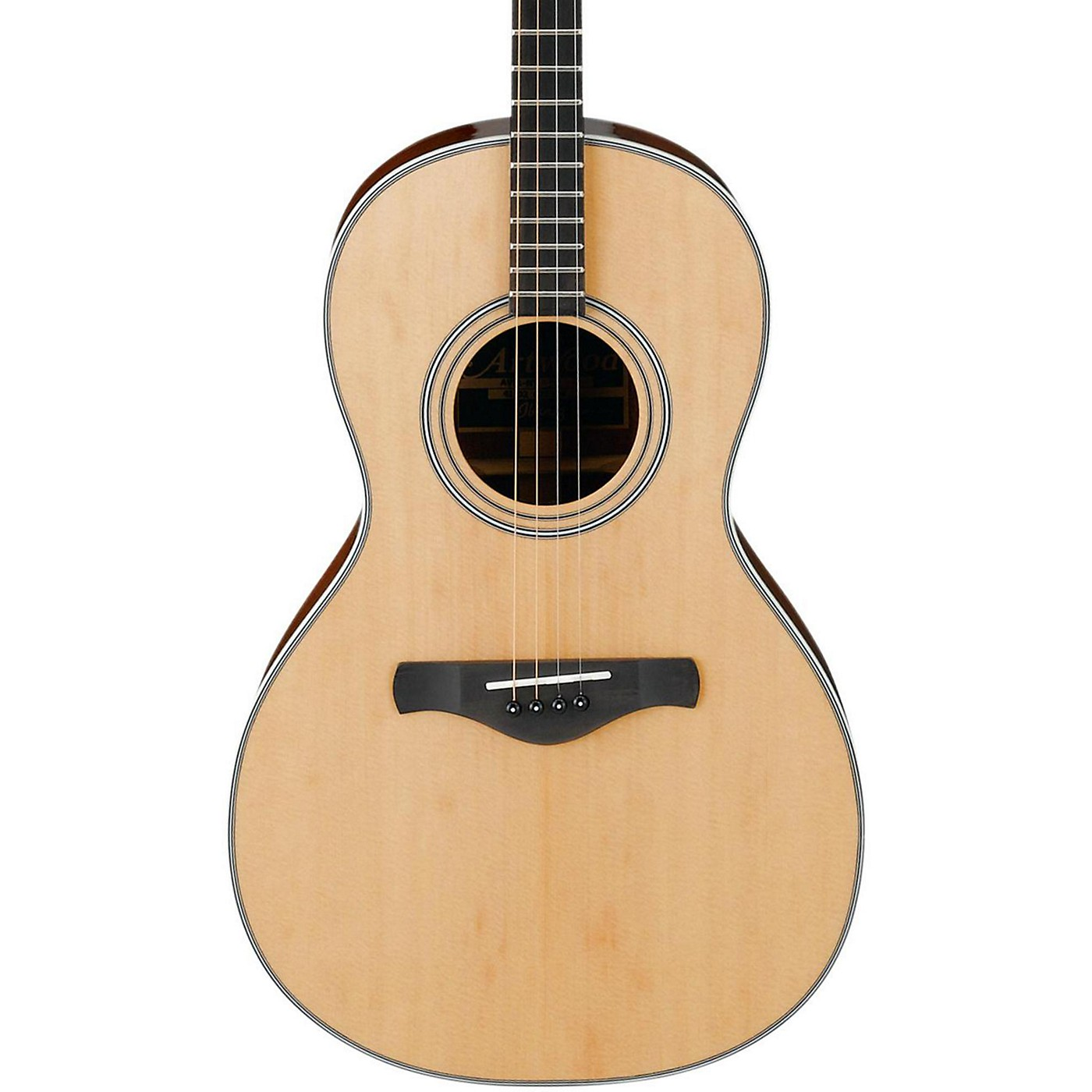 Ibanez AVT1NT Artwood Vintage Tenor Acoustic Guitar thumbnail