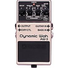 Boss AW-3 Dynamic Wah Guitar Effects Pedal