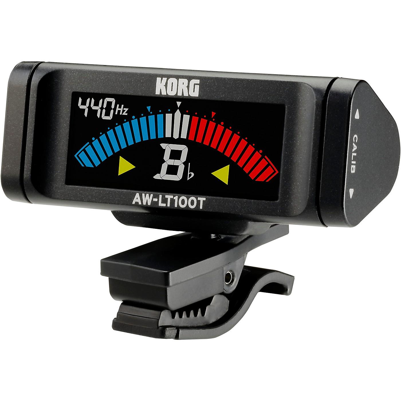 Korg AW-LT100 Clip-On Trumpet Tuner thumbnail