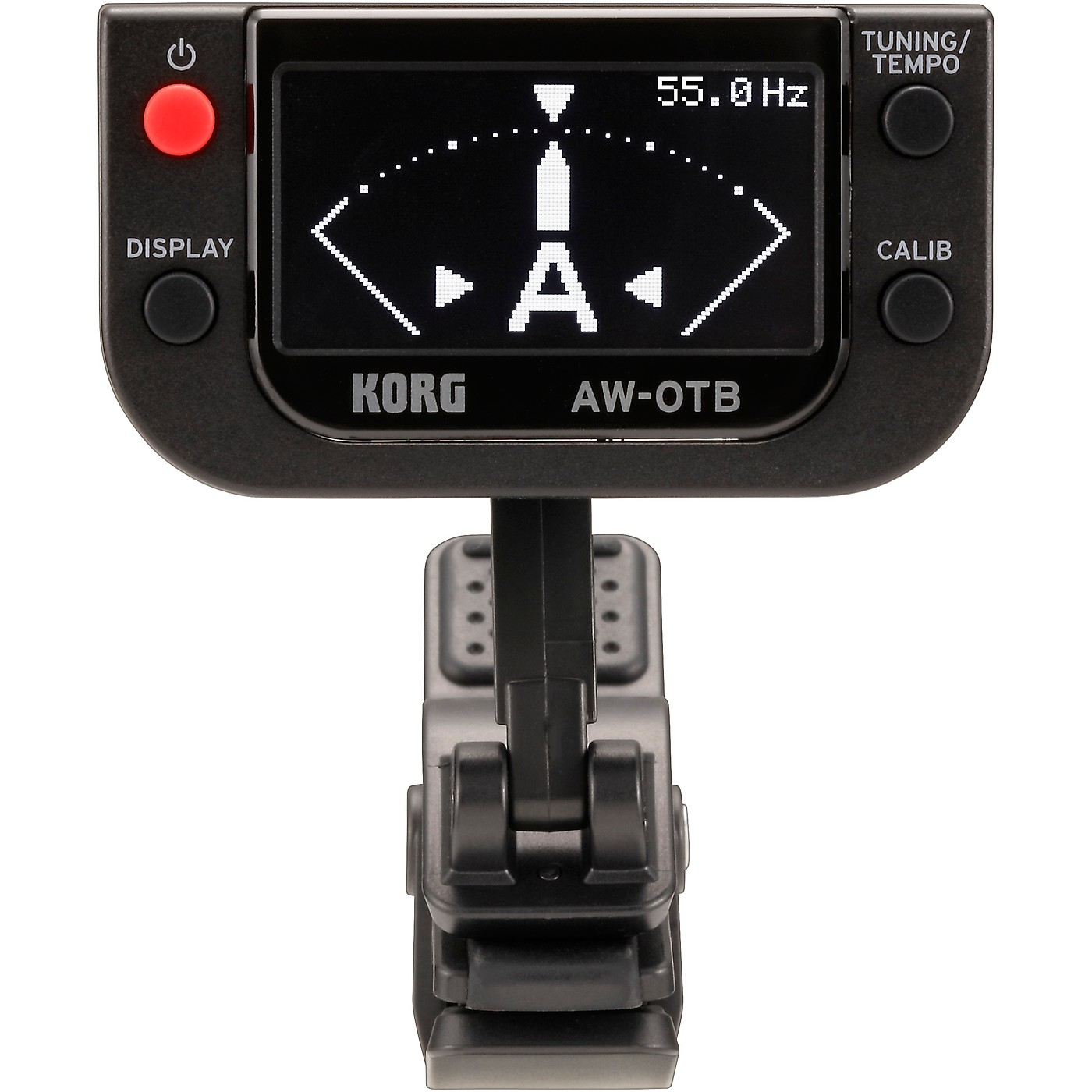 Korg AW-OTB OLED Clip-On Tuner thumbnail