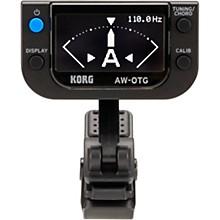 Korg AW-OTG OLED Clip-On Tuner