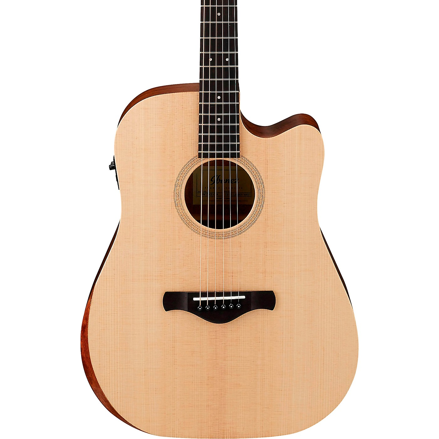 Ibanez AW150CE Artwood Unbound Dreadnought Acoustic-Electric Guitar thumbnail