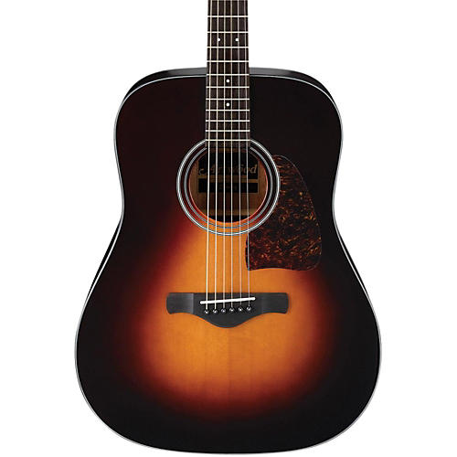 Ibanez AW400 Artwood Solid Top Dreadnought Acoustic Guitar thumbnail
